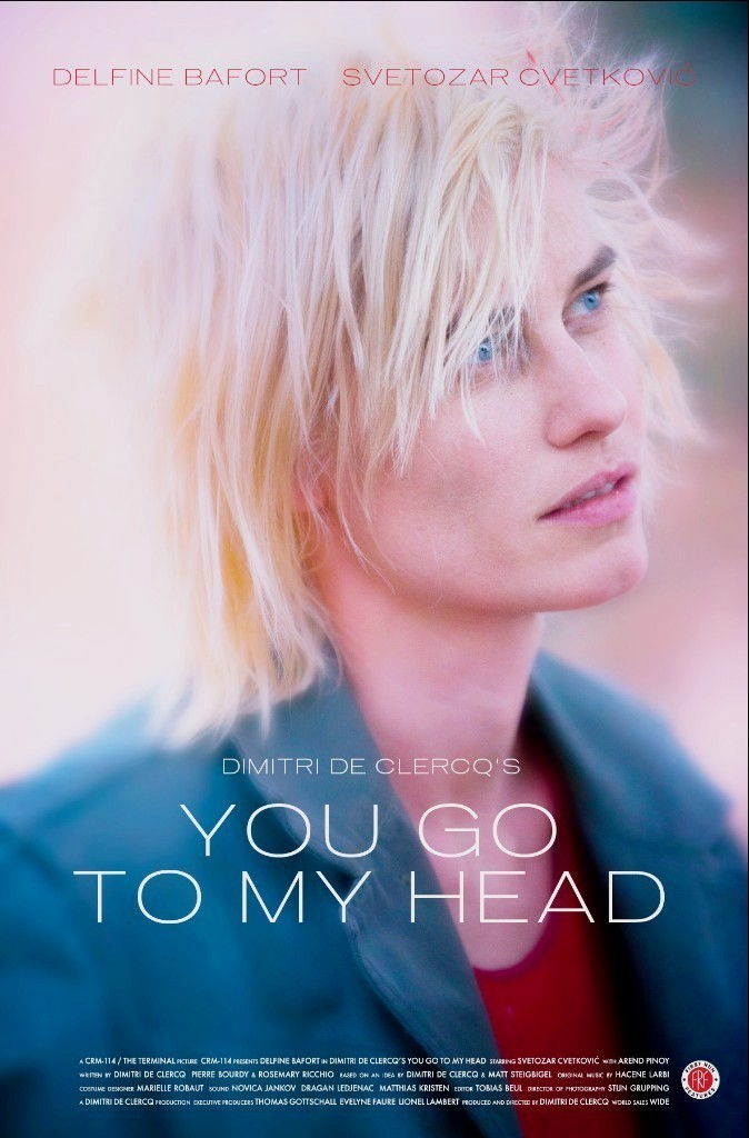 YOU GO TO MY HEAD Release Poster