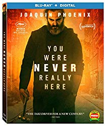 YOU WERE NEVER REALLY HERE  Release Poster